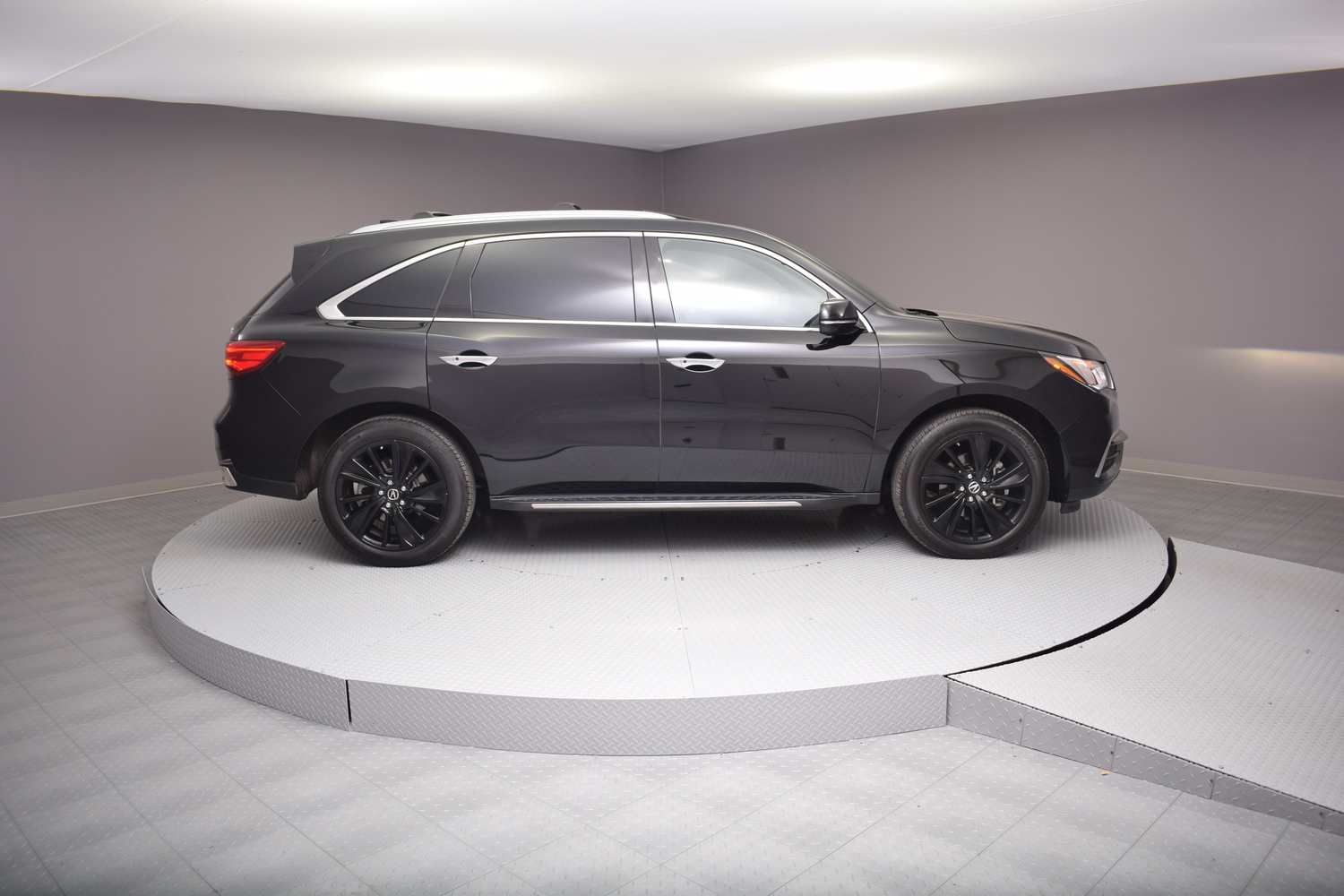 new 2018 acura mdx sh awd with technology package 4d sport utility
