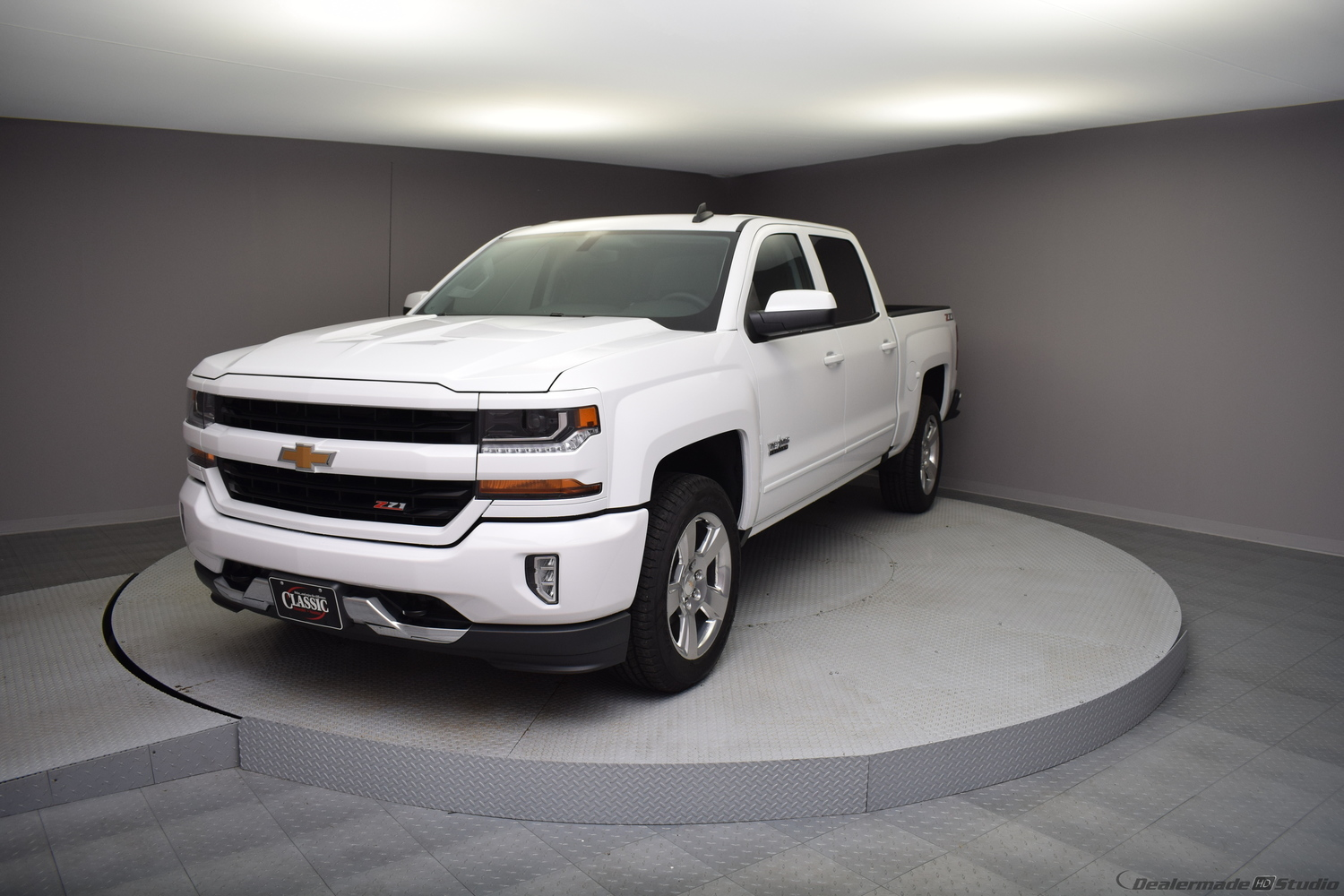 2018 Chevrolet Silverado 1500 In Houston At Classic Chevrolet Of